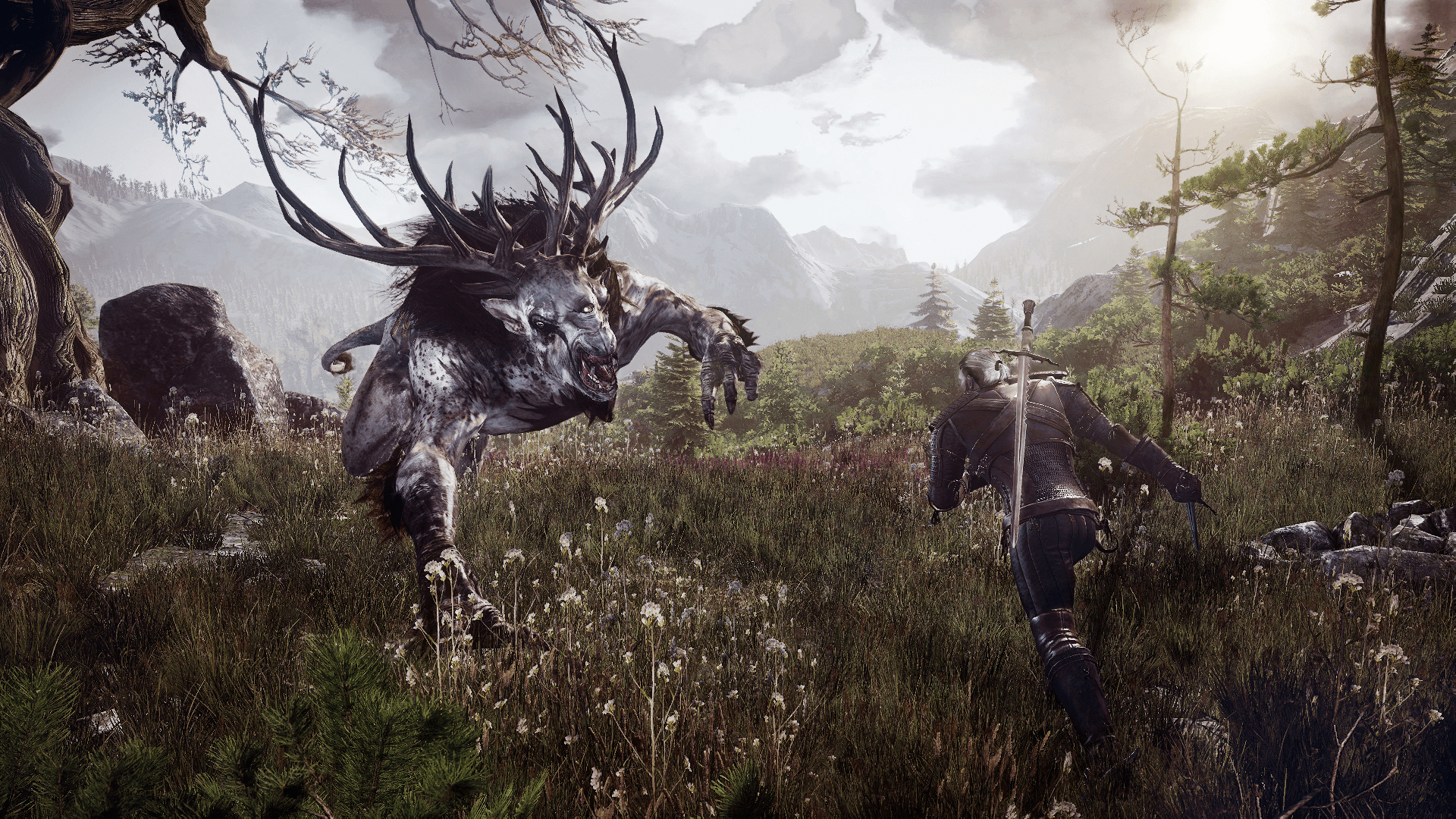 CD Project Red anuncia la fecha de The Witcher 3: Wild Hunt – Game of the Year
