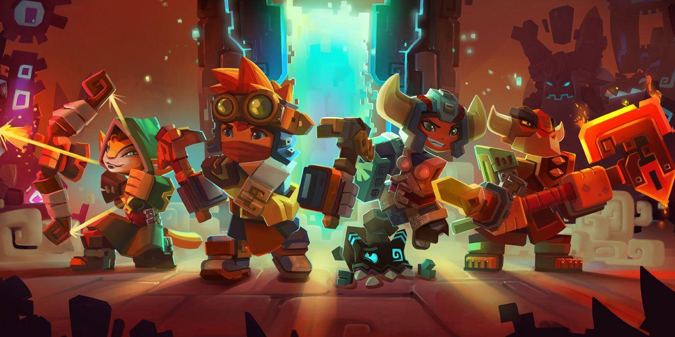 Radiant Worlds anuncia los Blueprints para la Alpha 8 de SkySaga