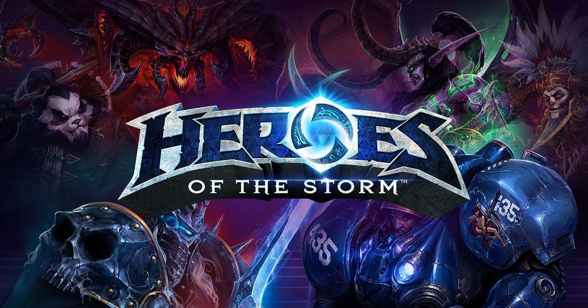 Detalles del primer Heroes of the Storm Global Championship Circuit 2016