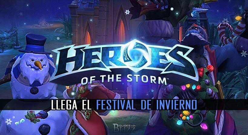 Heroes of the storm: FESTIVAL DE INVIERNO