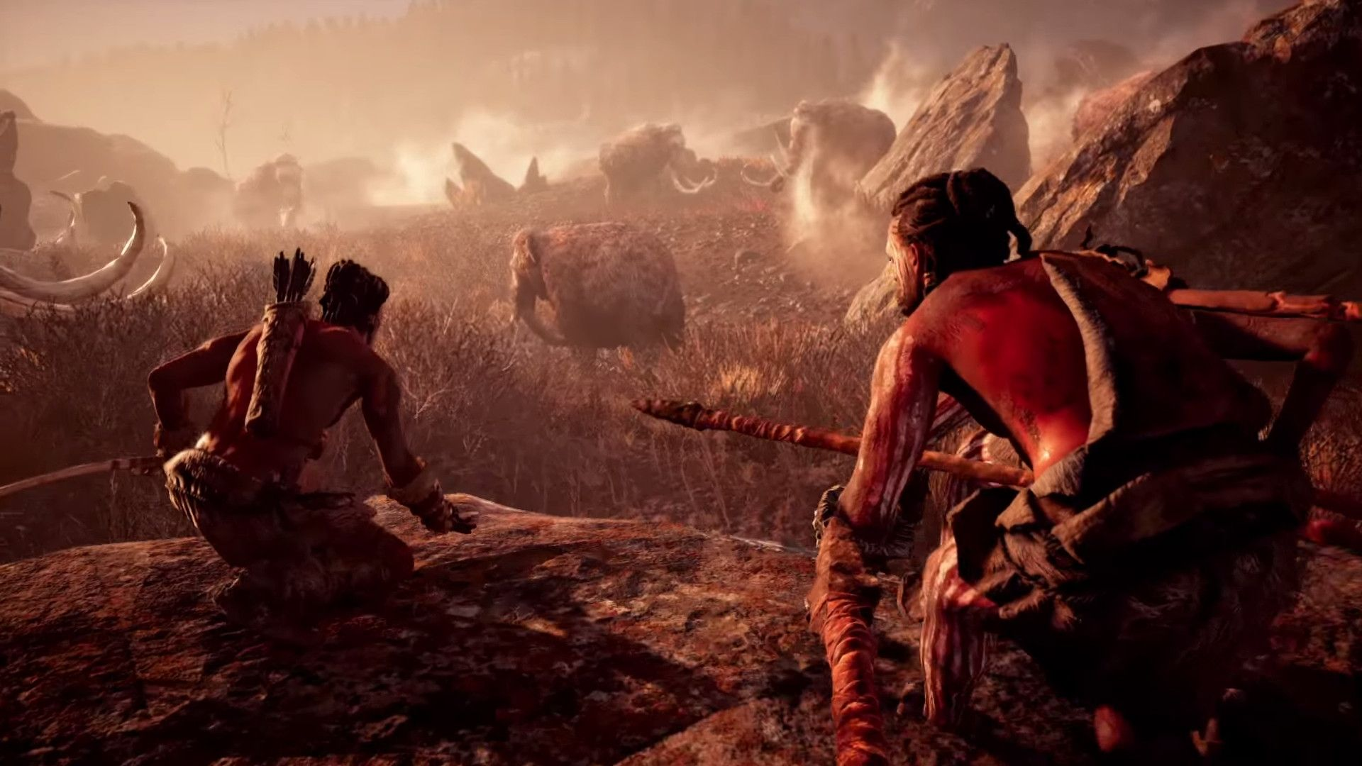 Experimenta la ambientación de Far Cry Primal con el audio de sus entornos