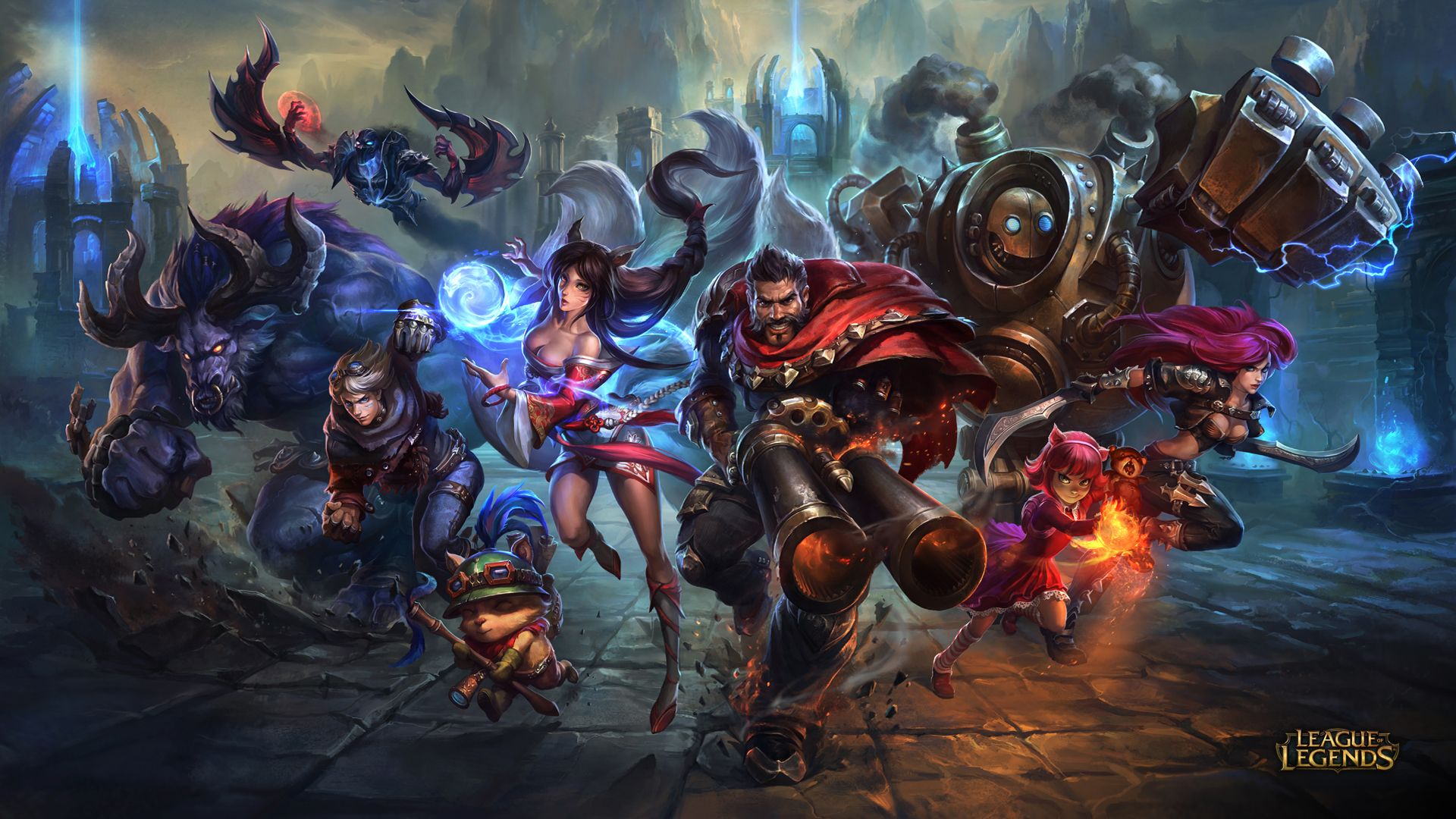 League Of Legends: ARTESANÍA HEXTECH Y BOTÍN.