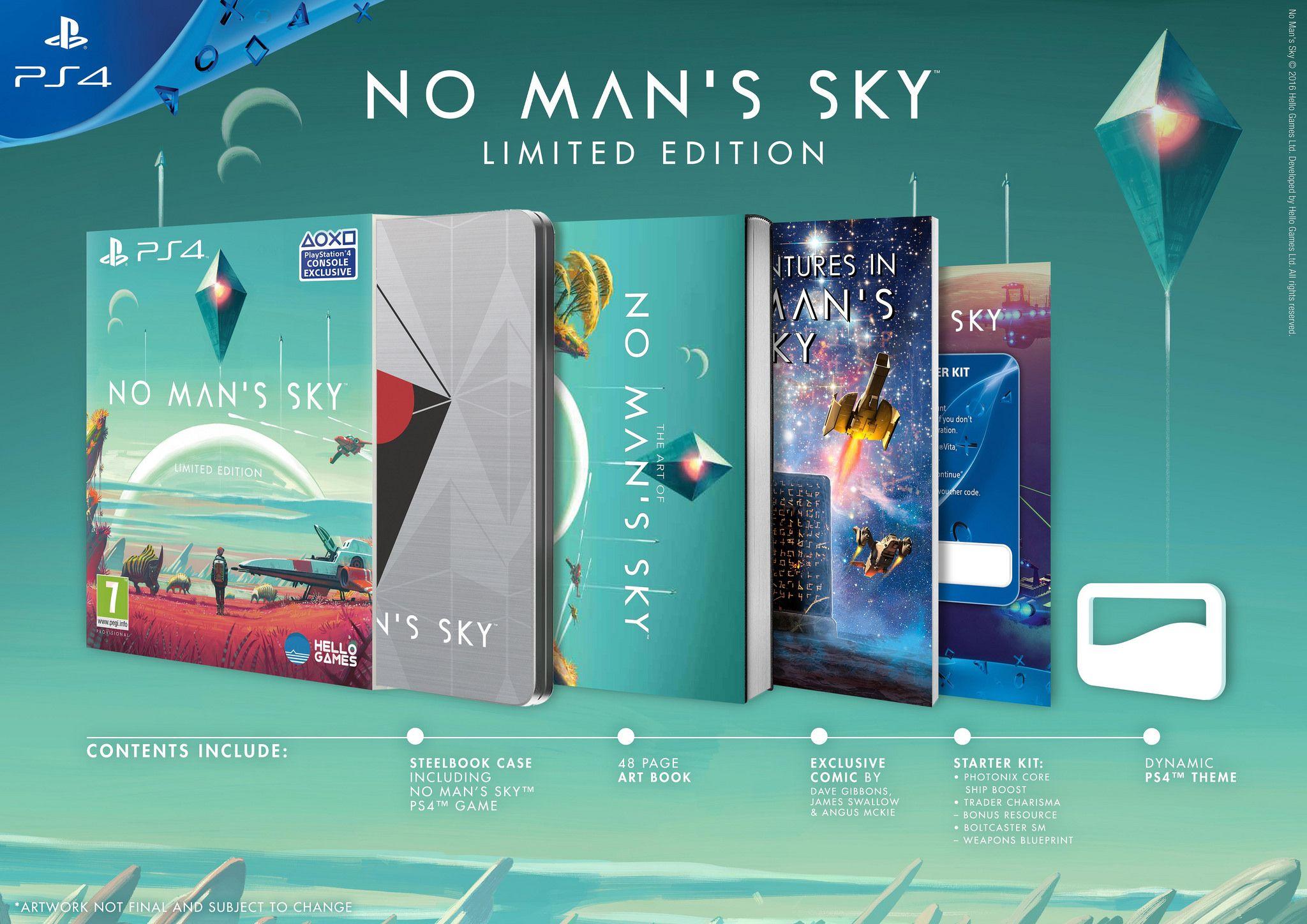 Sean Murray anuncia humildemente el retraso del lanzamiento del No Man's Sky, se lo perdonamos.
