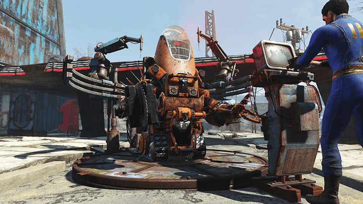 Bethesda publica un pack de texturas HD para Fallout 4. Requisitos mínimos
