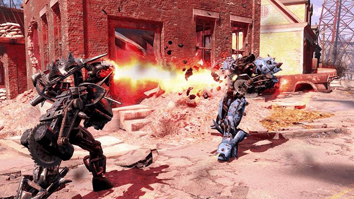 Los mod de Fallout 4 para Xbox One llegan mañana totalmente gratis
