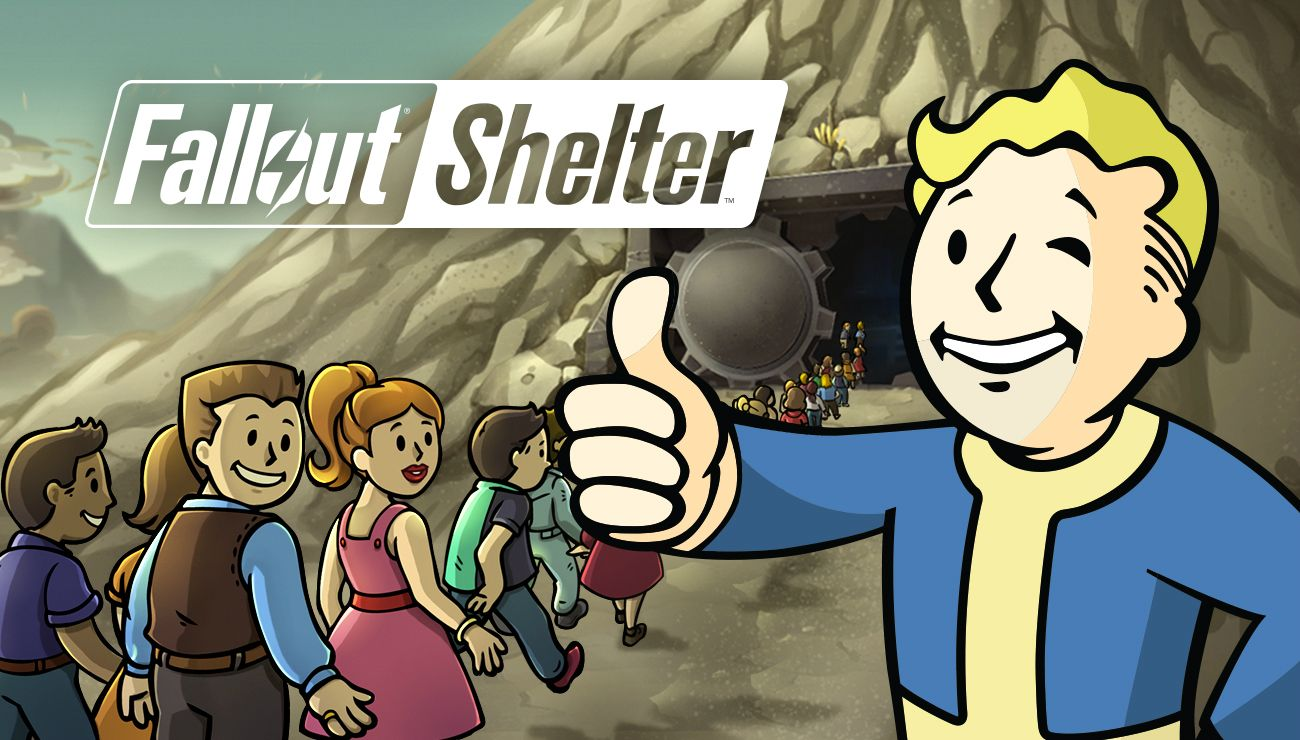 Ya disponible Fallout Shelter para Xbox One y Windows 10. Descargalo gratis