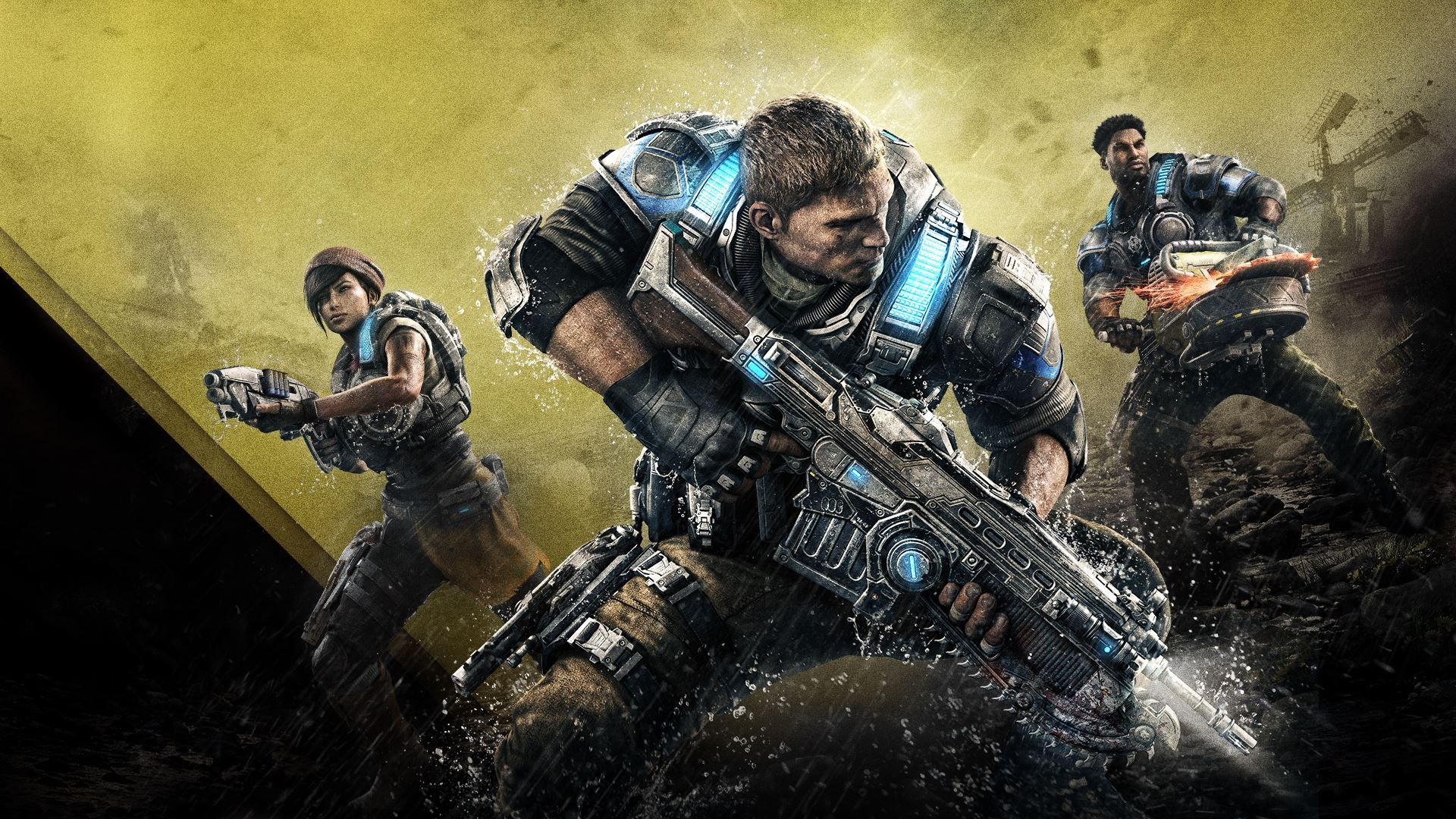 The Coalition publica los primeros 20 minutos del prólogo de Gears of War 4