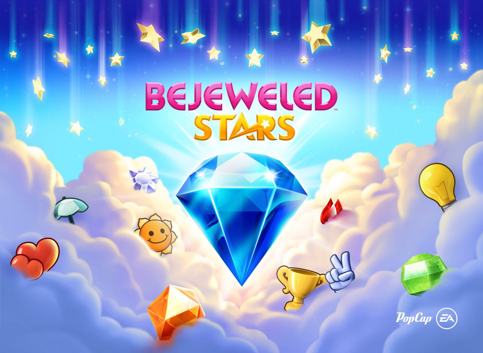 Vuelve el clásico de PopCap Games, consigue Bejeweled Stars totalmente gratis