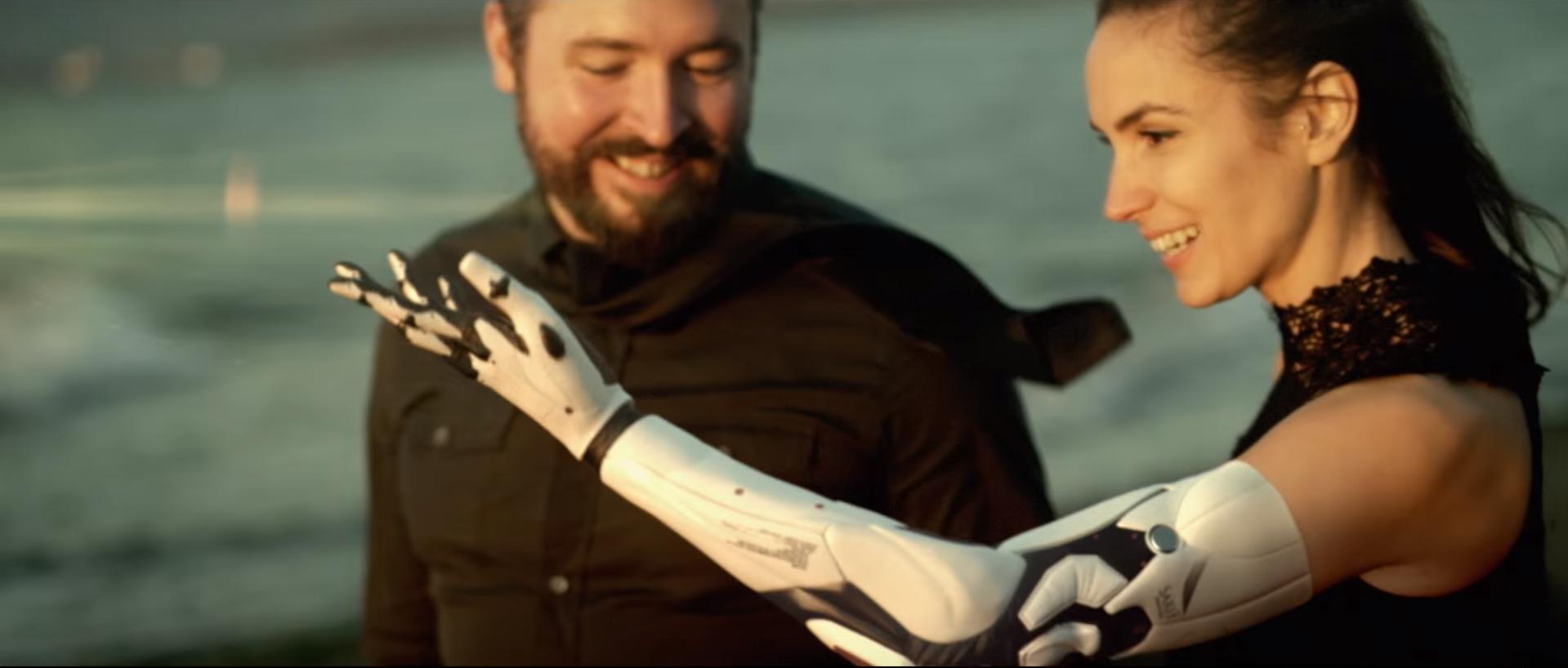 Eidos publica un sobrecogedor tráiler de imagen real de Deus Ex: Making Divided
