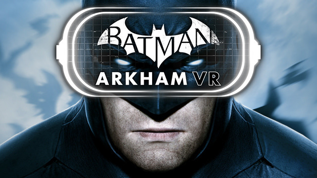 Resumen de la conferencia de Sony en el E3 Parte 6\8 – PLAYSTATION VR – FARPOINT, STAR WARS BATTLEFRONT X-WING VR MISSION y BATMAN: ARKHAM VR