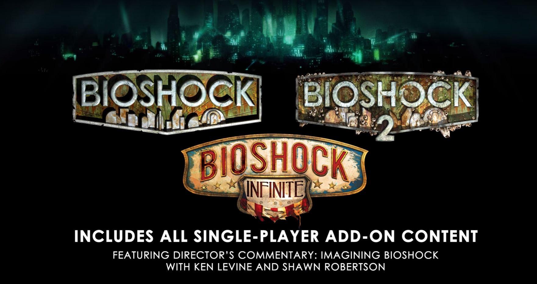 BioShock: The Collection, video con los primeros 15 minutos de la versión remasterizada