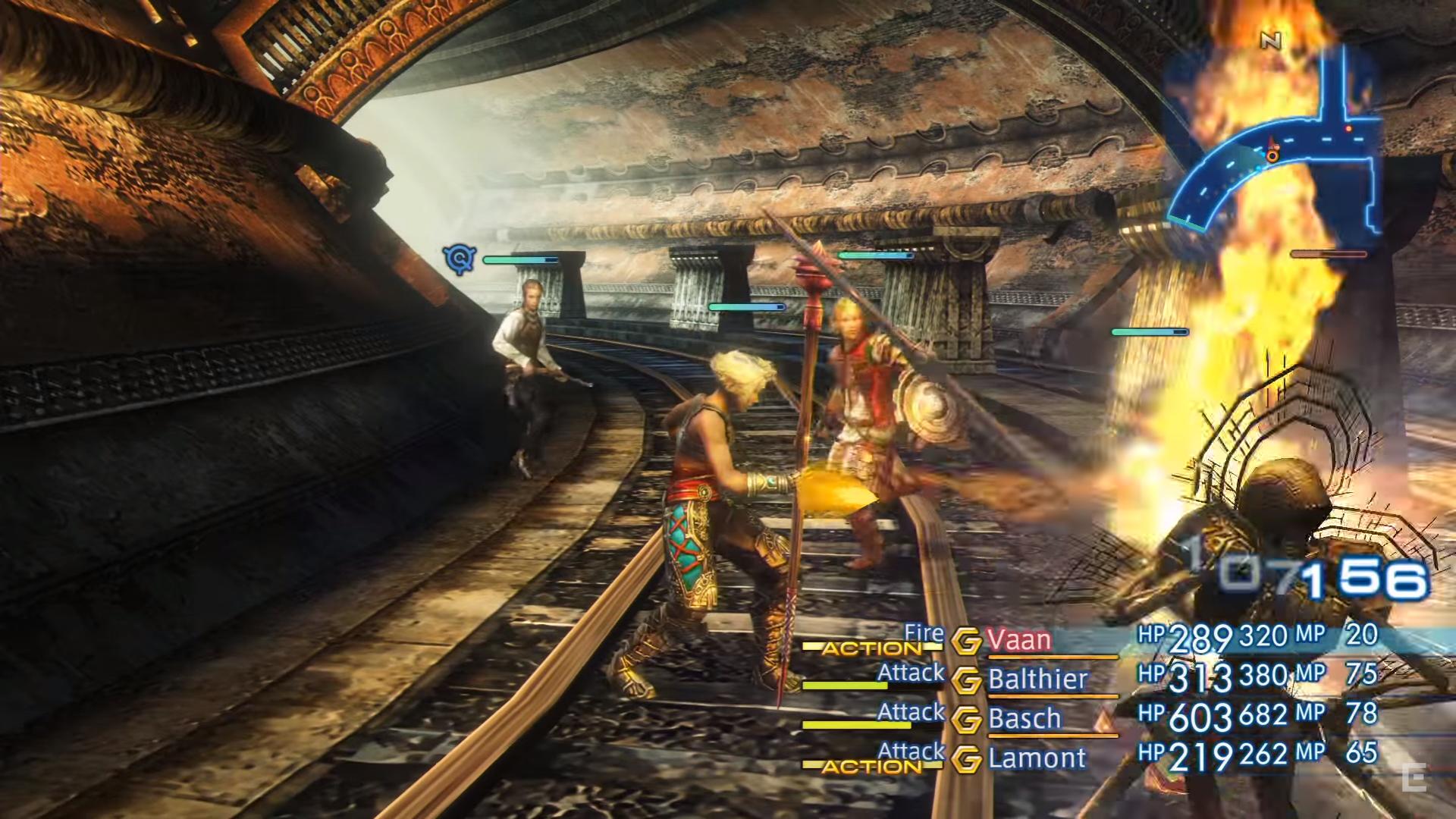 Square Enix anuncia Final Fantasy XII The Zodiac Age para PlayStation 4. Detalles y tráiler de la remasterización en HD
