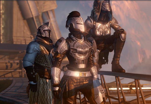 Bungie muestra la primera imagen oficial de Destiny 2