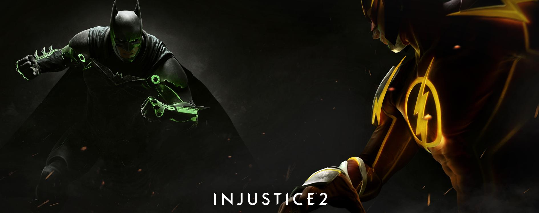 Primer vídeo con Gameplay de Injustice 2 y atención porque tiene pintaca