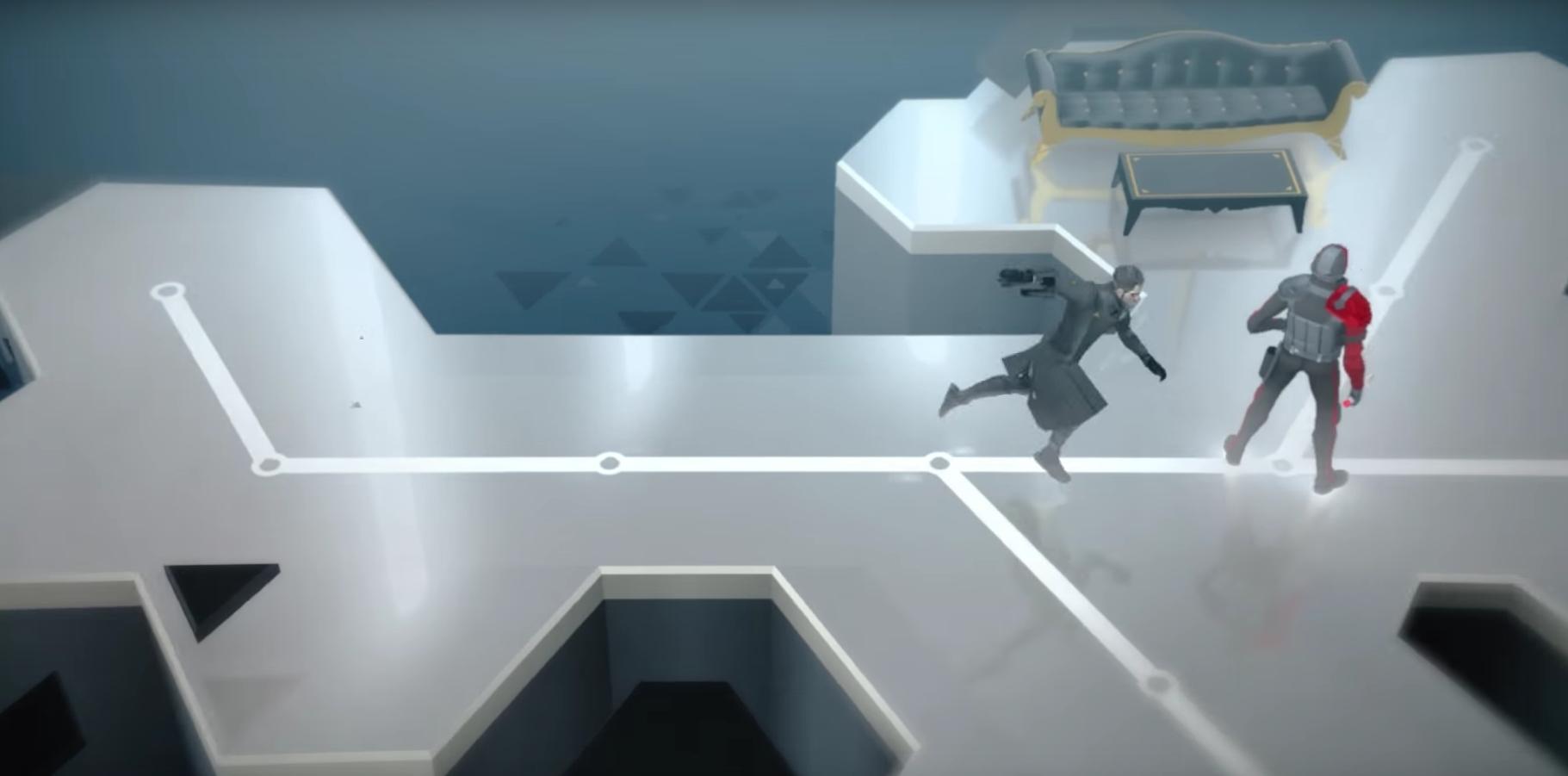 Deus Ex GO, vídeo presentación del juego de puzzles para Smartphones y Tablets