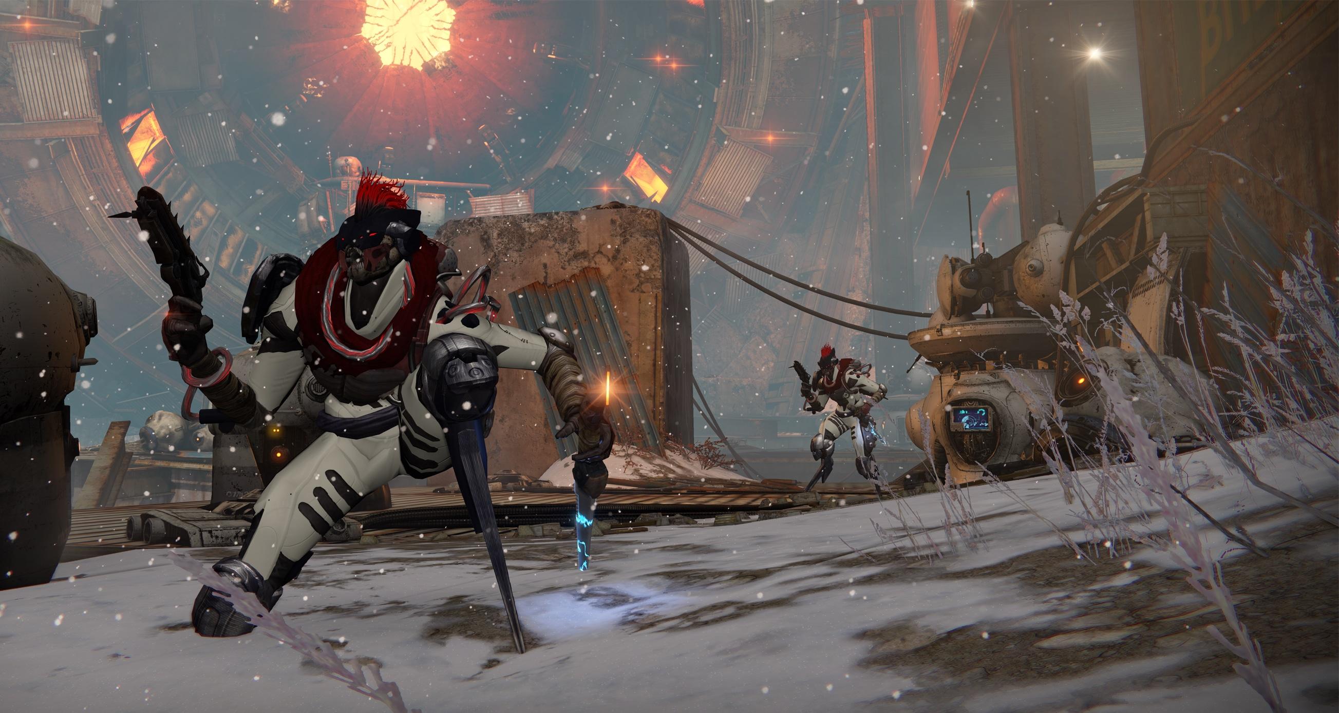 Bungie no realizará mas cambios en Destiny para centrarse en el desarrollo de Destiny 2
