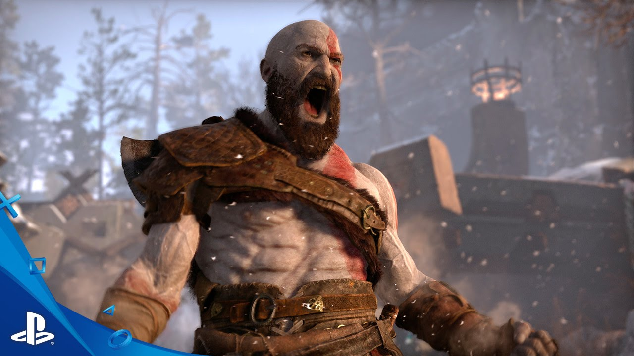 God of War para PlayStation 4 tendrá una duración de mas 25 horas