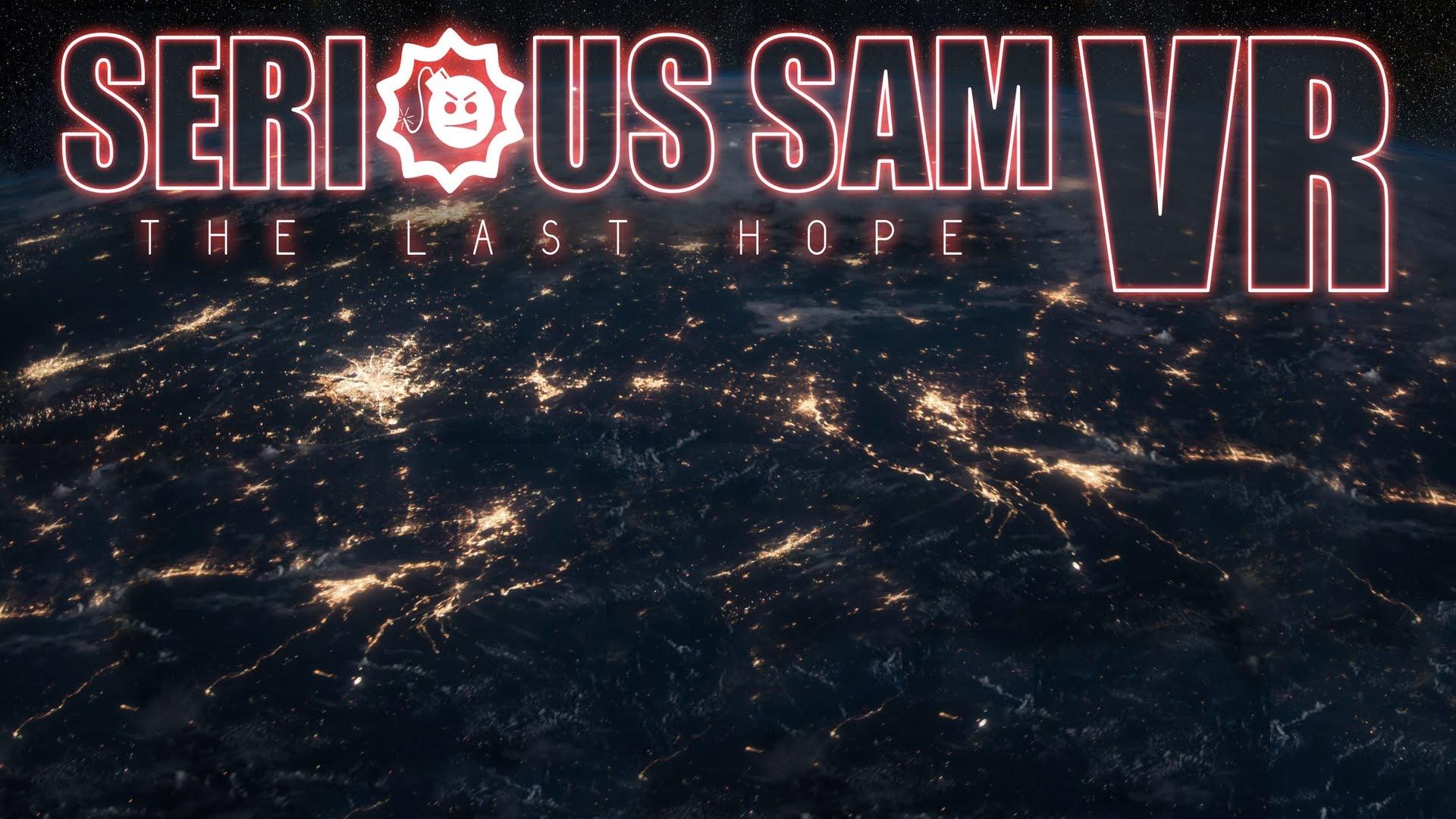 Serious Sam se apunta a la realidad virtual en HTC Vive y Oculus Rift