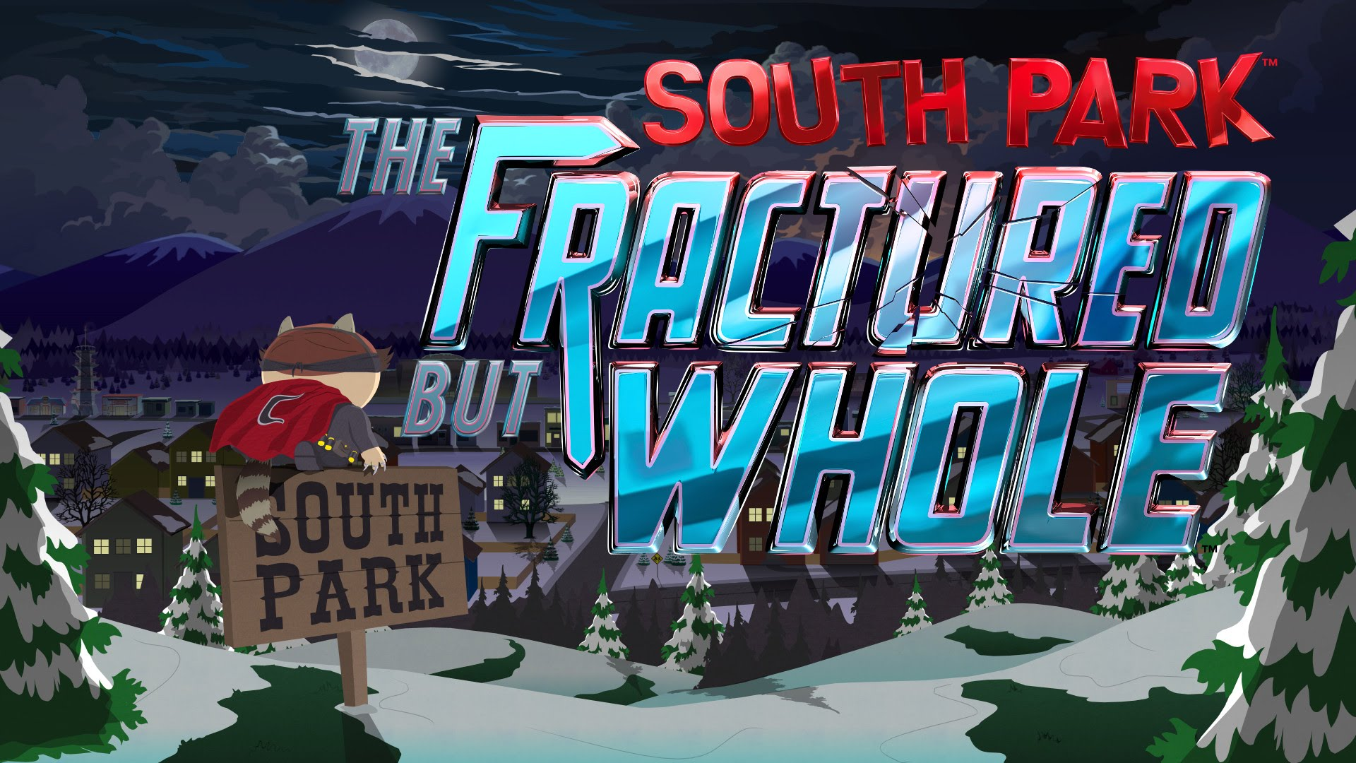Tráiler de South Park: The Fractured but Whole presentado durante la Gamescom 2016