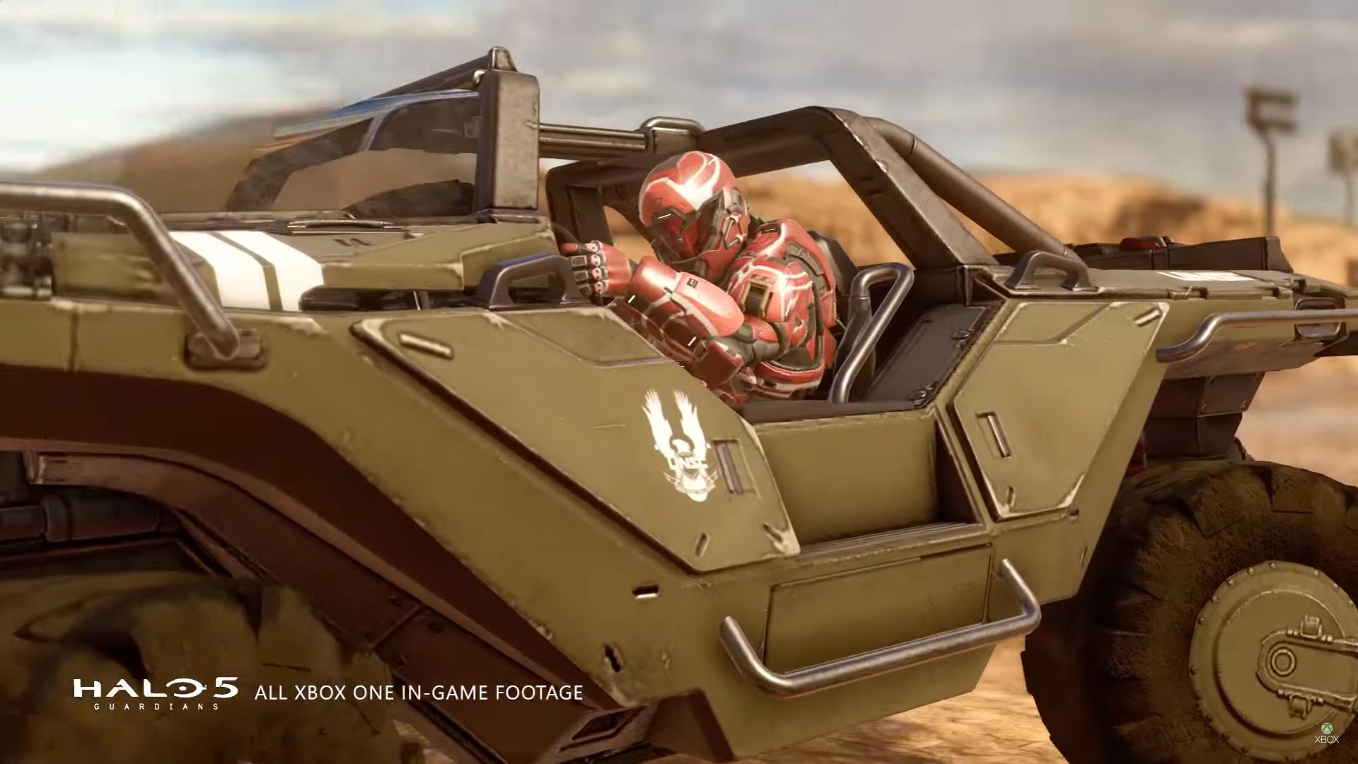 Microsoft presenta el M12S Warthog CST, el famoso vehículo de Halo para Forza Horizon 3. Entérate como conseguirlo