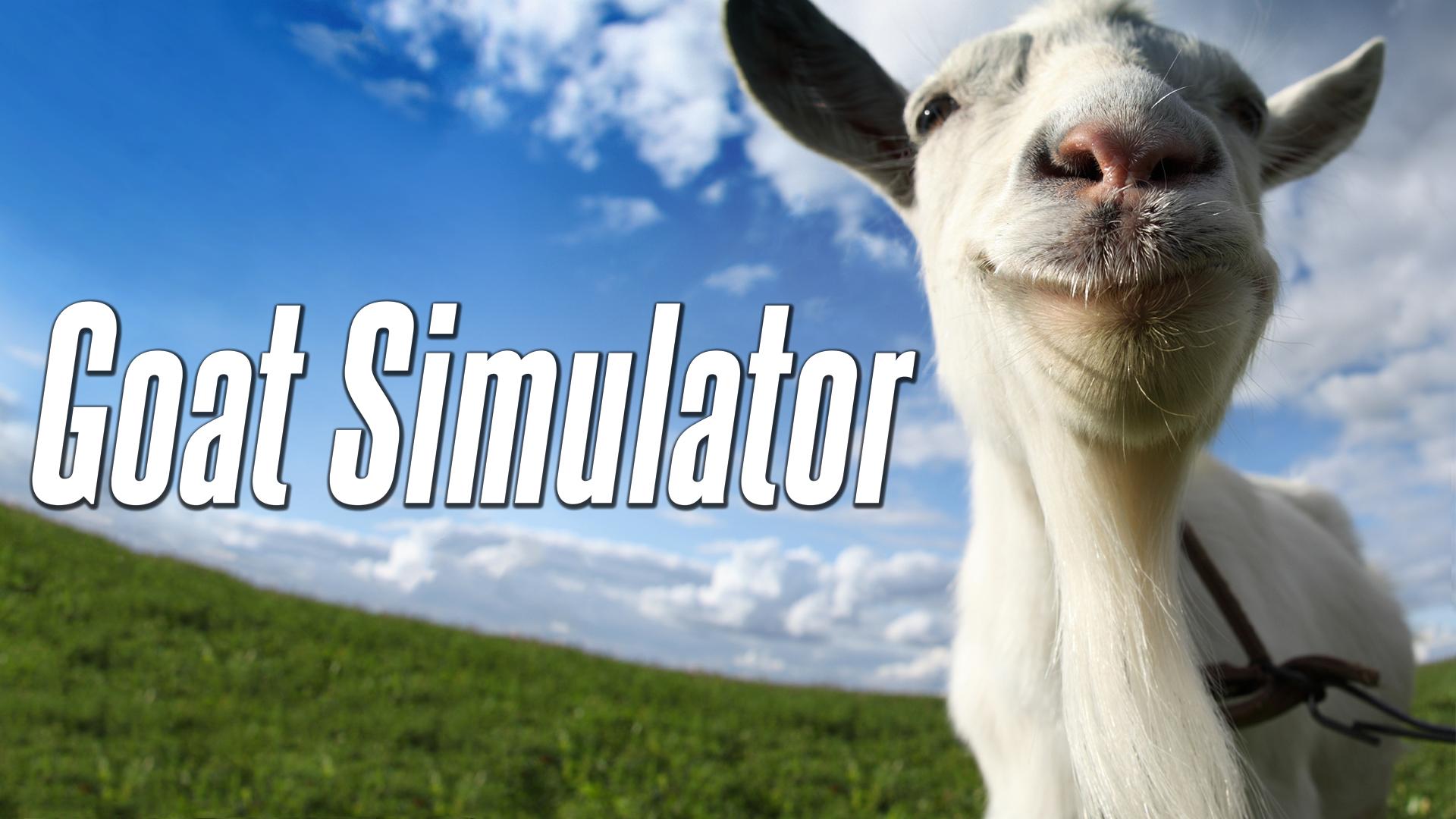 Haz el cabra este fin de semana totalmente gratis con Goat Simulator