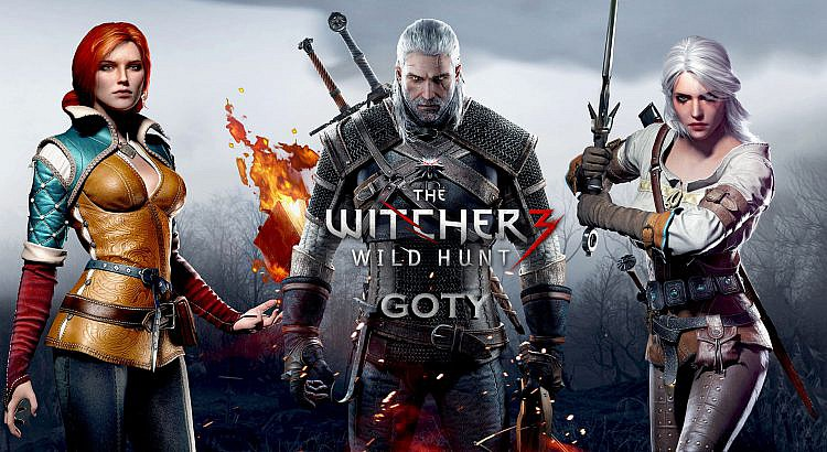The Witcher 3: Wild Hunt GOTY estrena tráiler de lanzamiento