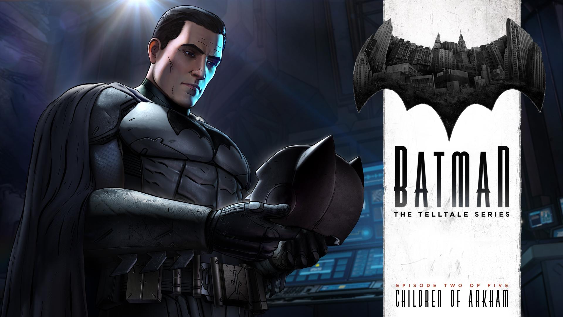 El segundo episodio Children of Arkham de Batman The Telltale Series ya tiene fecha de publicación