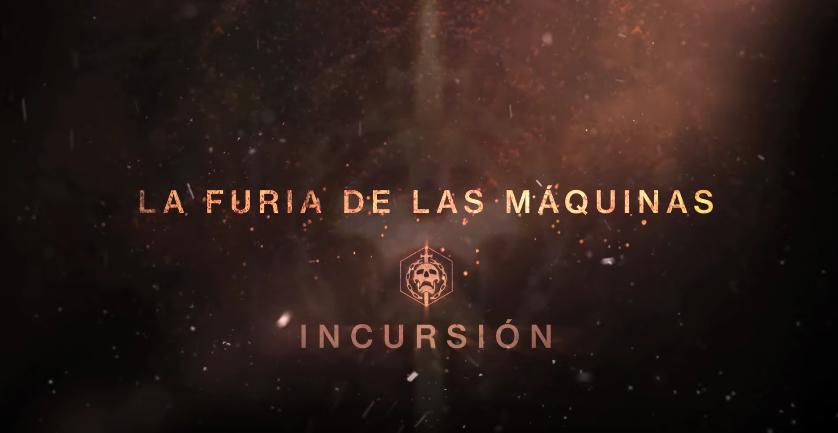 Trailer de La Furia de las maquinas, la nueva incursión incluida en el DLC de Destiny «Los señores del hierro»