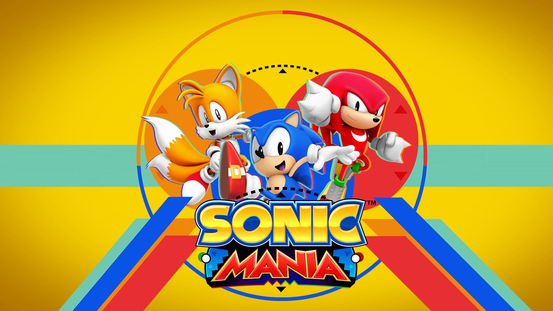 Sonic Mania tiene un molesto bug en el menu home de Switch