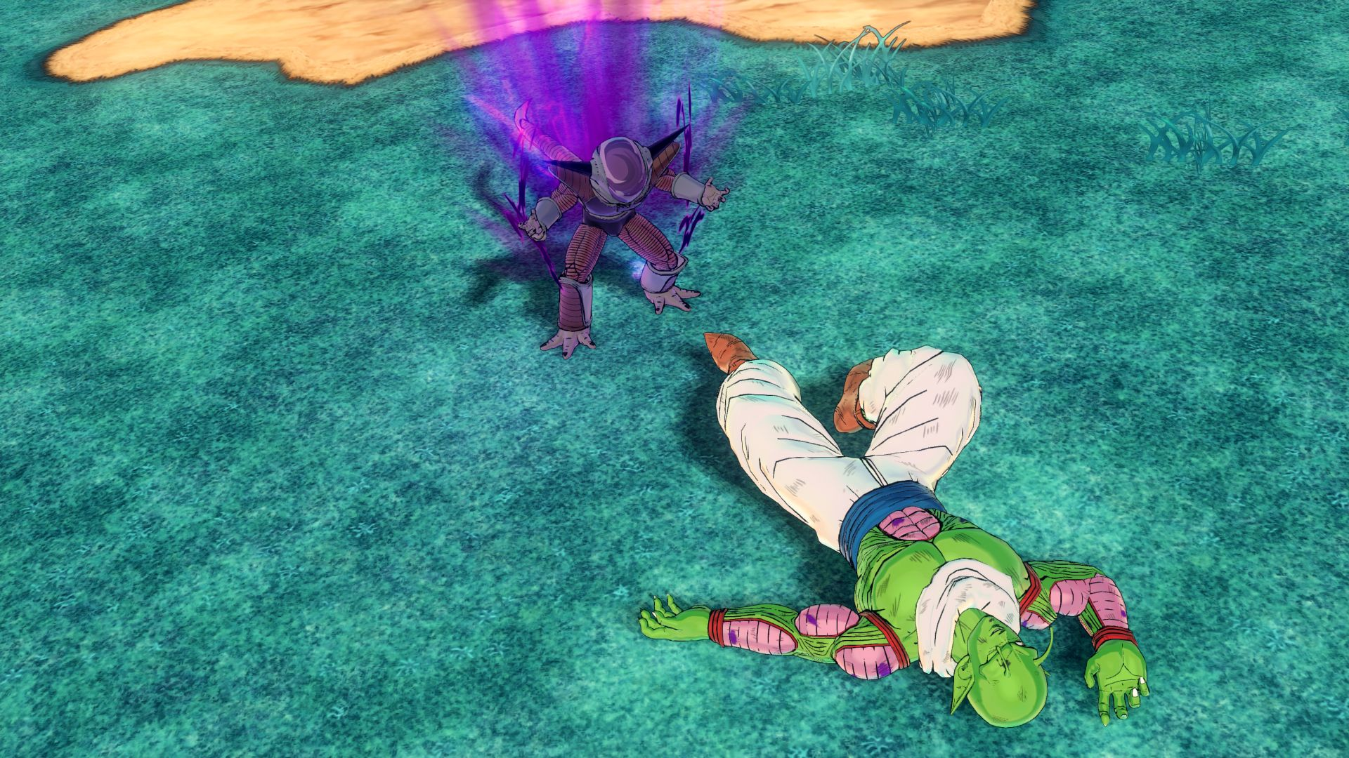 Nail ha sido presentado en vídeo para Dragon Ball Xenoverse 2