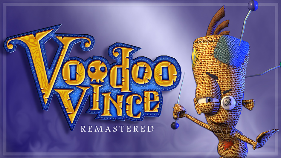 La remasterización del clásico Voodoo Vince ya disponible en Xbox One y Windows Store