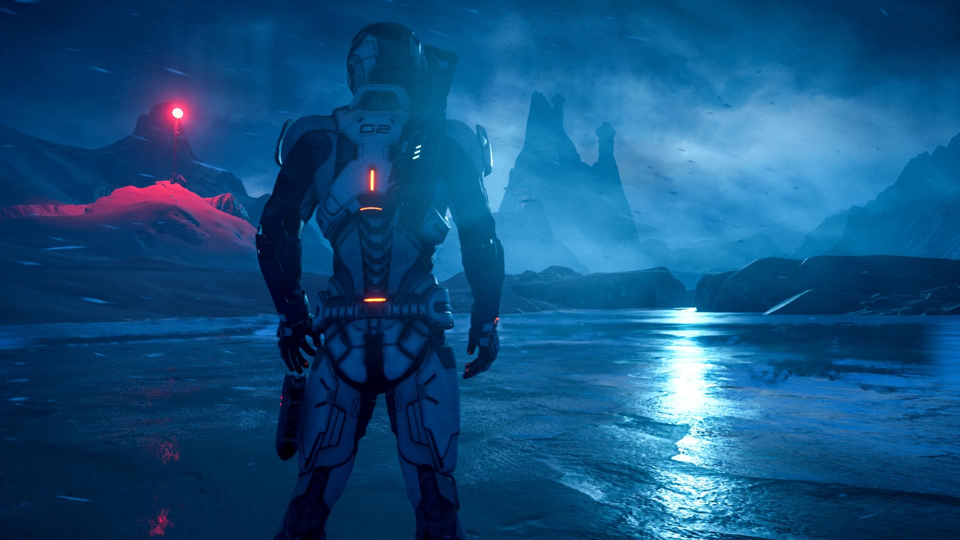 Michael Gamble revelará nuevos detalles de Mass Effect Andromeda en pocas horas