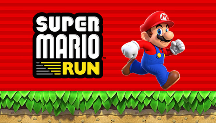Super Mario Run ya disponible en dispositivos Android