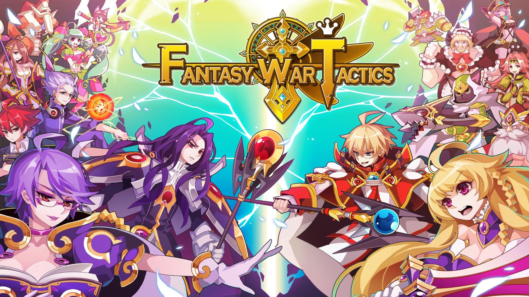 Nexon celebra el primer aniversario de Fantasy War Tactics con una serie de interesantes eventos