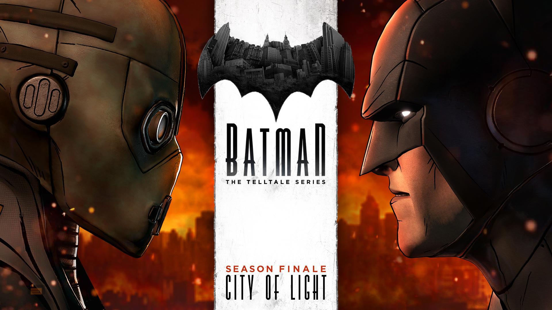 """Telltale Games publica la fecha de BATMAN – The Telltale Series Episode 5: """"City of Light"""""""
