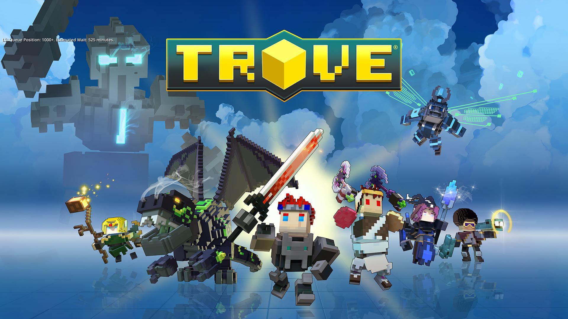 La beta de Trove disponible en Xbox One