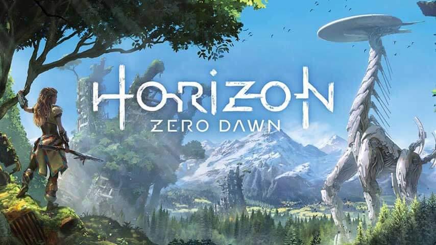 Escucha la banda sonora de Horizon Zero Dawn gratis en Spotify