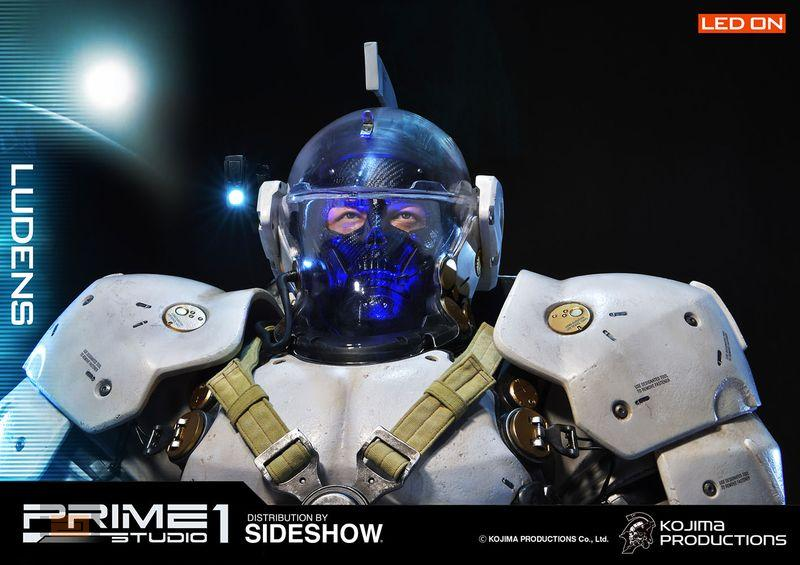 Llevate una estatua de Ludens, la mascota de Kojima Productions, por tan solo 2000$