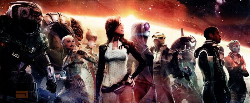 Consigue gratis Mass Effect 2 en Origin