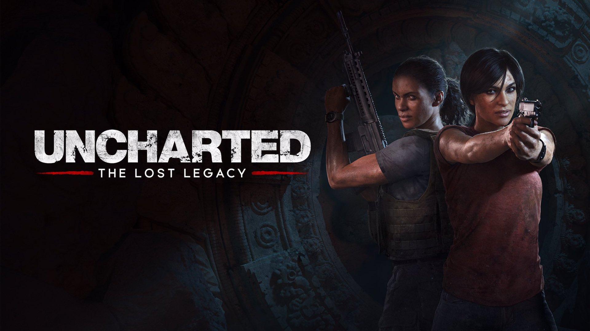 Top Uk: Uncharted The Lost Legacy se estrena líder