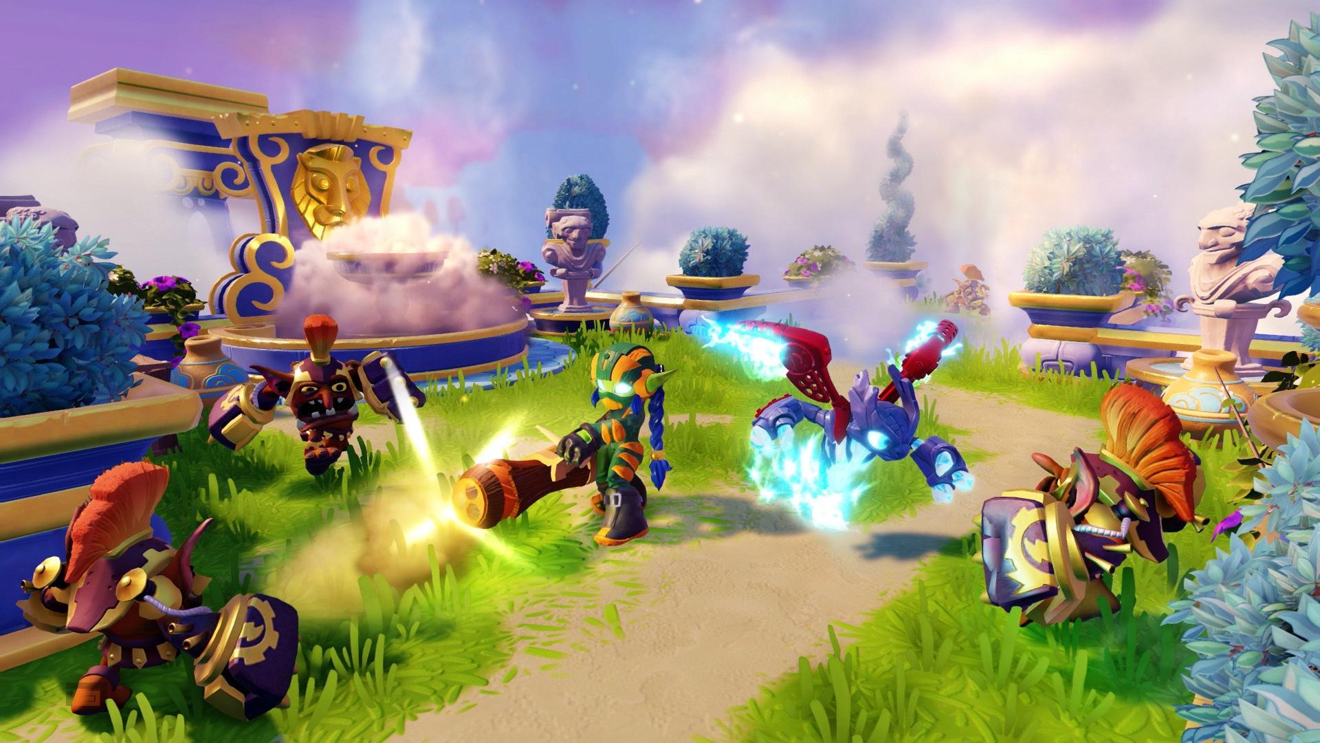 Vicarious Visions desarrolladores de Skylanders están trabajando en Destiny