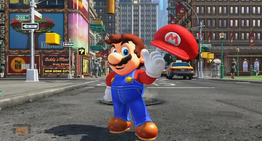 Super Mario Odyssey supera el millón de copias físicas en Japón y Switch esta cerca de los 3 millones