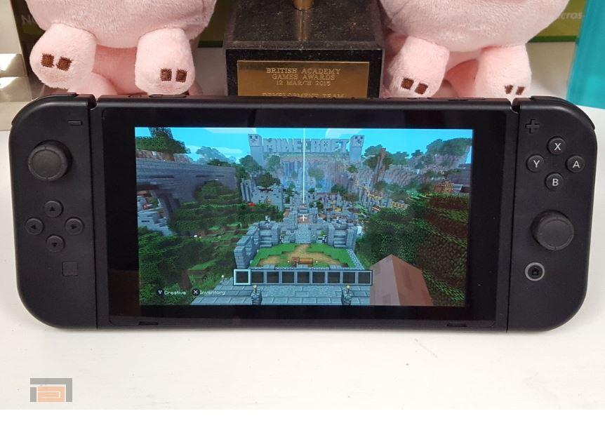 Minecraft Switch Edition ya disponible en la eShop. Mash-up de Super Mario, precios y novedades