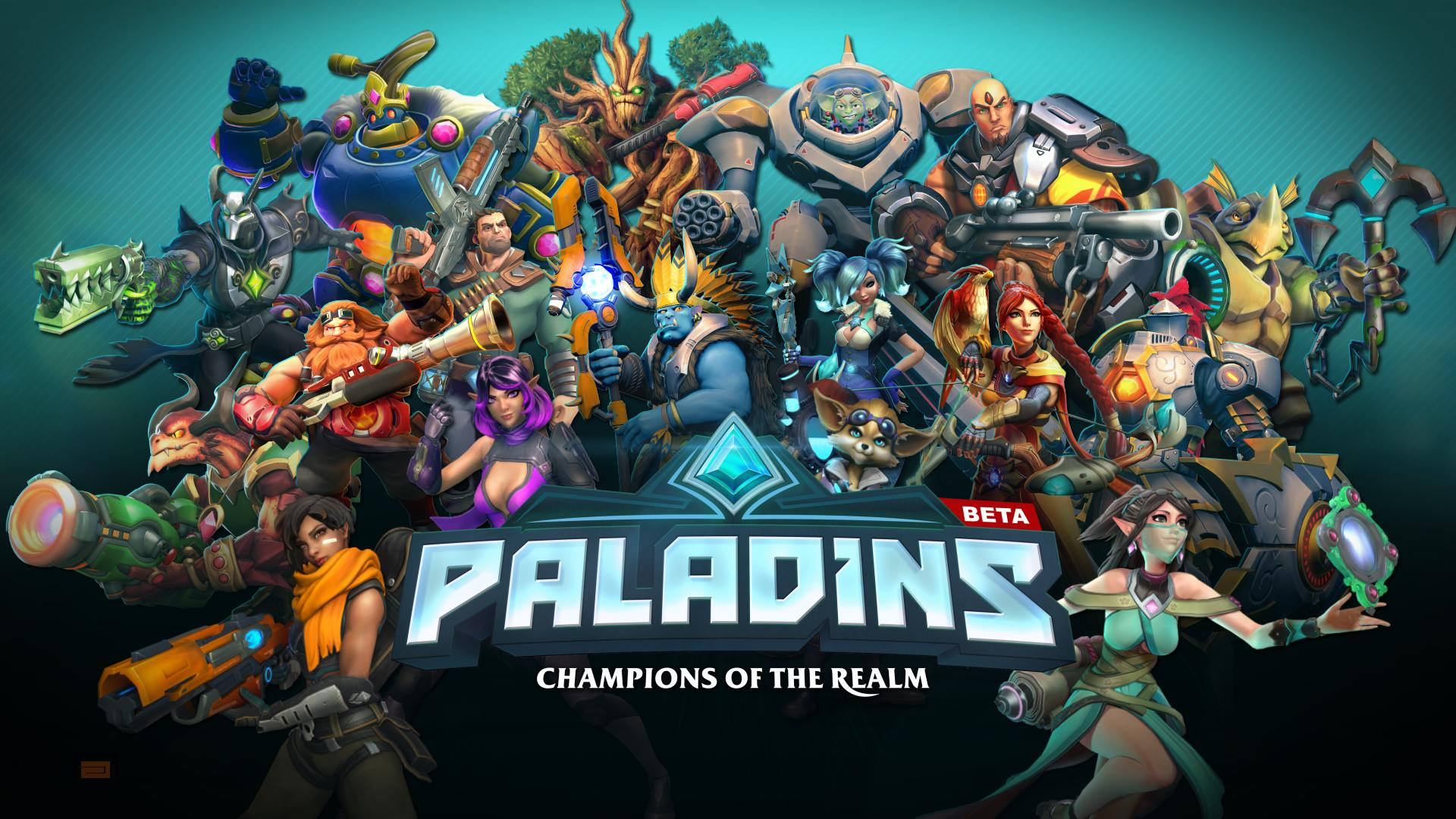 Disponible el parche 53 de Paladins para Playstation 4 y Xbox One. Frostmare Mount y skins
