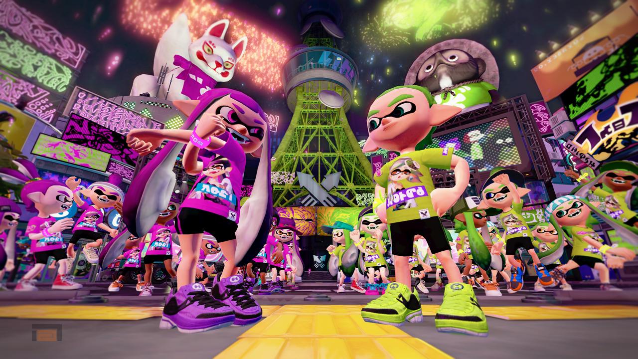 Splatoon 2 a 1080p y 60 fps en Nintendo Switch. Análisis y comparativa con Wii U
