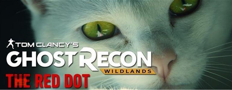 Gatos y láseres en el nuevo tráiler de acción real de Tom Clancy's Ghost Recon: Wildlands