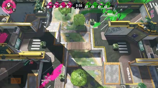 Splatoon 2 tendrá modo espectador y torneos offline