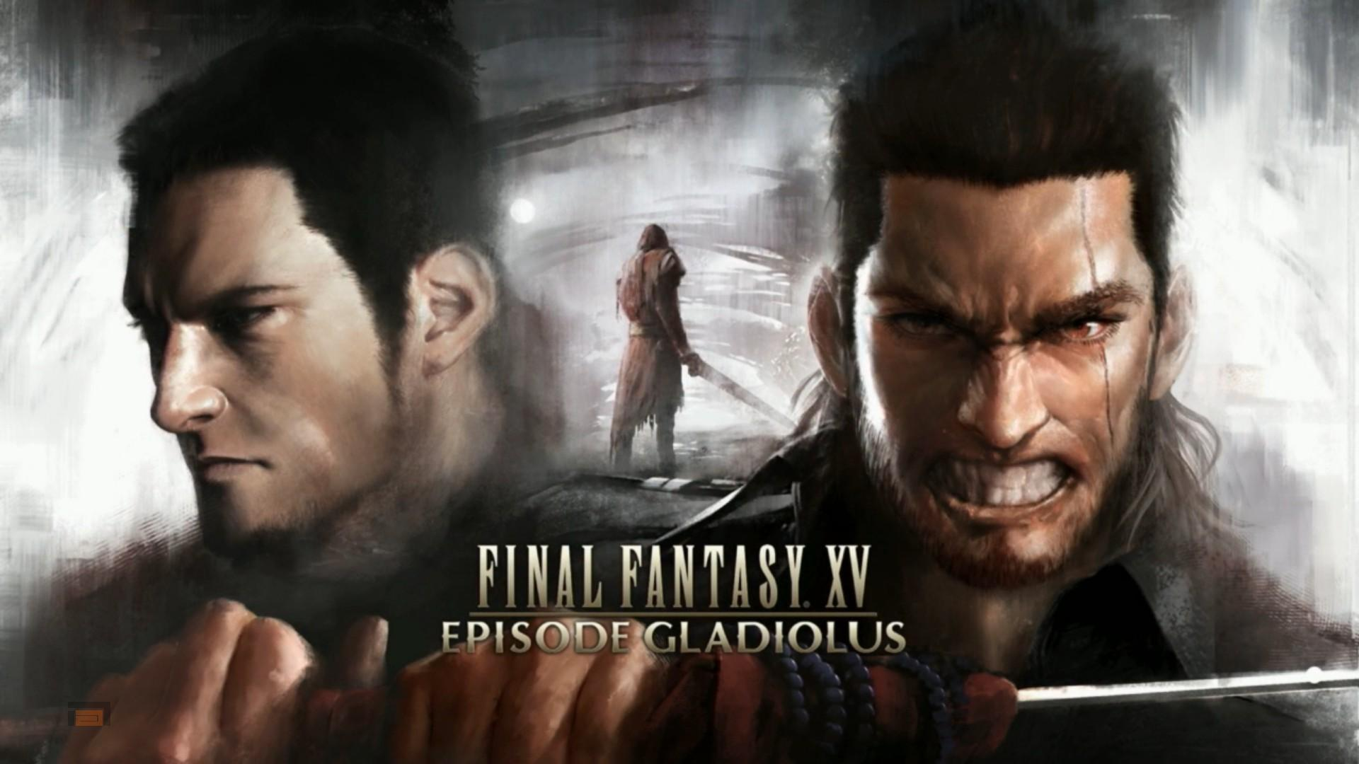 Ya disponible el episodio Gladiolus de Final Fantasy XV