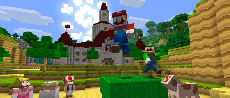Microsoft explica por que Minecraft en Nintendo Switch está a 720p en modo TV