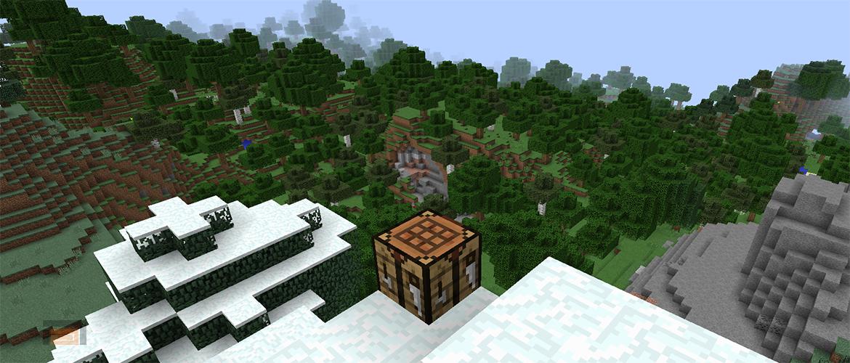 Liberada la snapshot 17w14a de Minecraft, la nueva actualización de la versión 1.12. ¡A bailar!